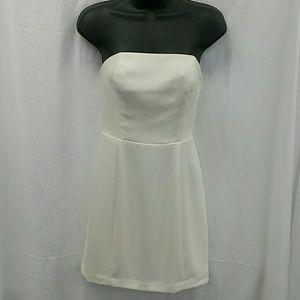 Amanda Uprichard ivory  Mandy dress